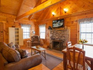 Almost Heaven - Jacuzzi - WiFi - Wood Fireplace - Indoor / Outdoor Pools!, Gatlinburg
