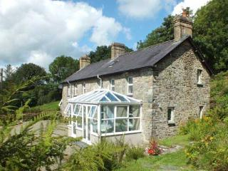 Traditional Welsh Stone Cottage with Conservatory