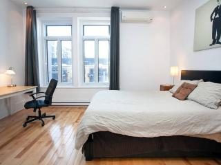 3 bedroom penthouse in the heart of Montreal