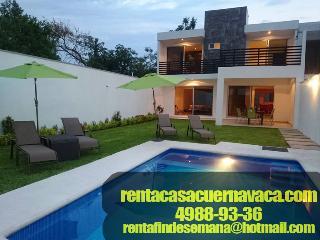 Cuernavaca 18 pax Morelos alberca