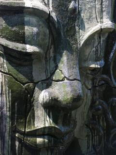 Villa Lega - Statue