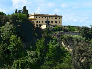 Villa Strozzi-Collegalli, Montaione