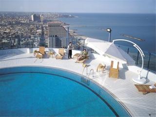 Sea view 2 bedrooms+2 balconies Isrotel Tower, Tel Aviv