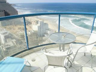 Sea view 2 bedrooms+2 balconies Isrotel Tower, Tel Aviv
