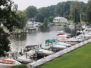 Landings 02 - on the Black river. Weekly only., South Haven
