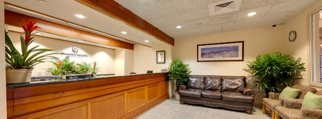 We offer 24 Hour Front Desk Check In