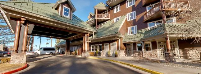 24 Hour Front Desk Check In - Voted Best Place to Stay Lake Tahoe Vacation Resort