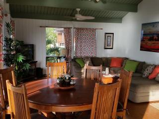 Lovely, Light Filled Living Room.