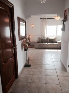 Villa Morar - Hallway to Lounge