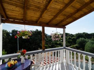 Apartment Lemeš - Two Bedroom Apartment with Balcony and Sea View, Drace