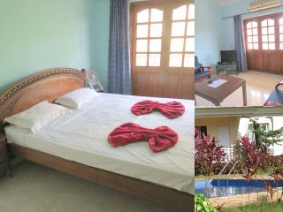 28) 2 Bed Apartment  Calangute + WiFi