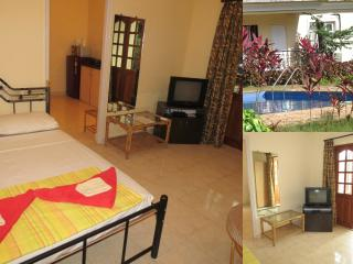 43) Studio Apartment Central Calangute