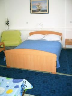 A2(3) bungalov: bedroom