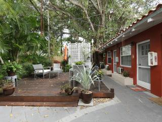 Garden Studio, Jewel-Off Brickell, WiFI, Miami