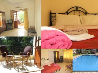 38) Studio Apartment Central Calangute
