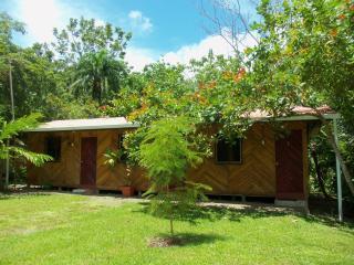 Cabinas Palmeras Lodge Sandalo (4 cabinas indiv)