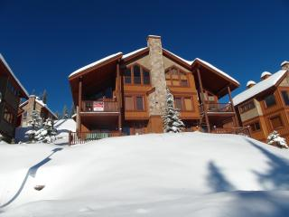 Beauty Chalet with Hot Tub and Ski In/Out Access, Big White