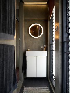 First floor bath room