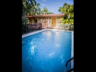 Family Home in Miami Springs with Pool, Minutes from South Beach & the Airport
