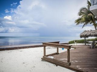 *Summer Promo* Rare Ocean Front Keys Home with Private Beach - Great for Kite Surfing! Pet Friendly, Islamorada