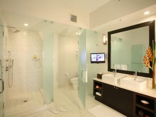 Luxurious 1/2 Deluxe Suite in the Heart of Miami - Minuets to Airport Shopping,