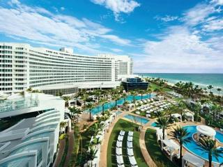 ASK US FOR DISCOUNTS - Legendary Fontainebleau South Beach Oceanfront Suite