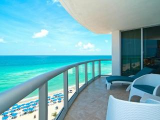 Direct Ocean Views at this Luxurious Ocean Front 2/3 Condo, North Miami Beach