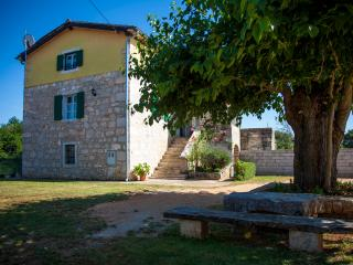 Lovely stone house near Porec