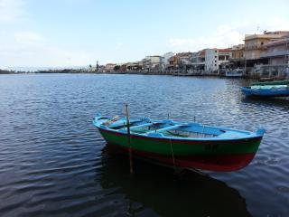 La casa tra il mare ed il lago, Mesina
