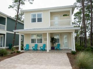 Go Fish Luxury Beach Home - Community Pool - Easy Walk to Beach and Gulf Place