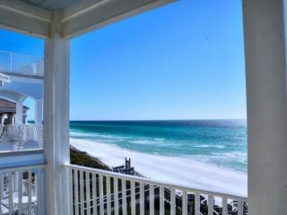 Gulf Front Luxury Living 30A Style! Family Friendly - Amazing Views - Seacrest, Seacrest Beach