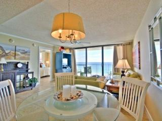 705 One Seagrove Place ~ 2BR/2BA Birds Eye View 7th Floor!  POOL HEAT!