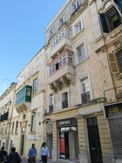 Upper Merchant Street (Richest Valletta Street)
