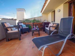 Atico duplex   con terraza y parking  Mataro