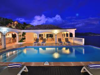 Escapade at Terres Basses, Saint Maarten - Ocean View, Pool, Shared Tennis Court