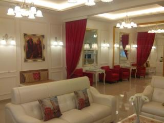 1. Italian's Baroque Style Living Room. It Was Restored & Perfected With Classic Interiors Decor.