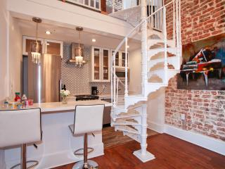 Luxury 1830s Condo inside  the French Quarter, New Orleans