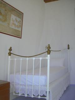 the single bed