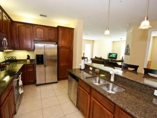 Spacious Kitchen w/Stainless Steel Appliances & Granite Counter Tops