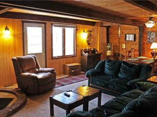Located at Base of Powderhorn Mtn in the Western Upper Peninsula, A Cozy Home in an Intimate Wooded Setting, Bessemer