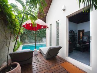Villa Bamboo- 1bedroom Villa private pool - Seminak - Kuta - BALI