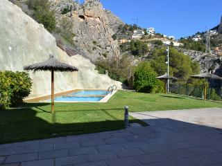 Casa bella -  large, ground floor, new apartment, Altea