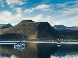 Richters house - home away from home., Isafjordur