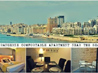 Orangerie 3rd flr 2bedroom near seafront (VBL2301), Valletta
