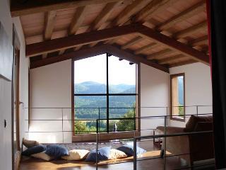 Casa Loft con magnificas vistas, Sant Aniol de Finestres