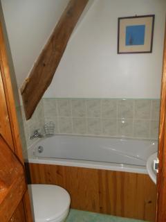 Double bedroom en suite bathroom