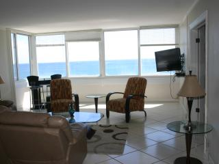 This 2 BR/ 2 Baths Oceanfront Condo Has it All