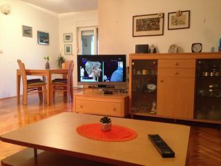 Affordable apartment for four in center Makarska