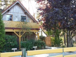 Ferienhaus Knopf Wohnung 2, Zinnowitz