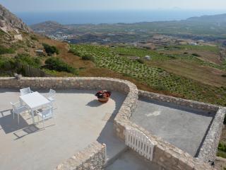 Aspronisi Villa (Meerblick & Whirlpool), Pyrgos